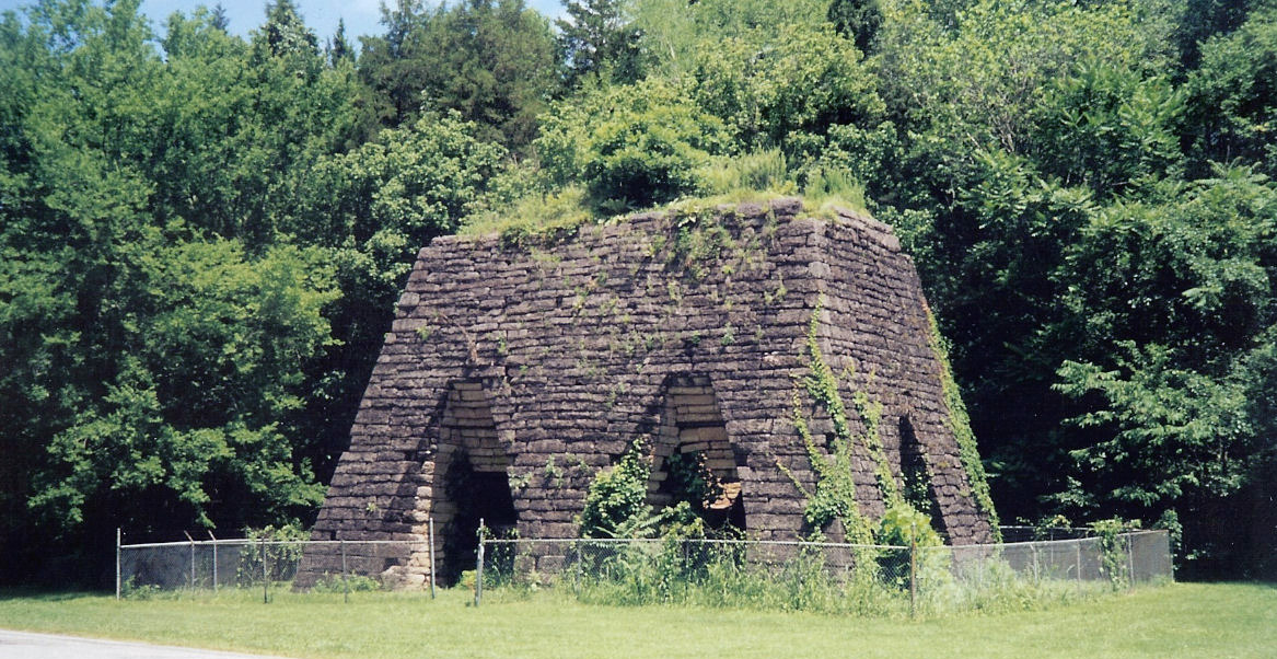 Cedar Creek Iron Furnace