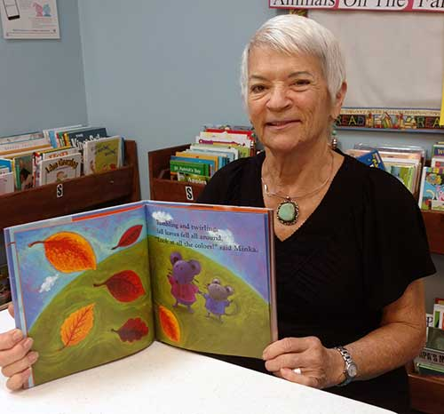 Storytime with Ms. Karen at the Linden Library