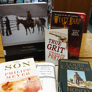 Books given to the Perry County Public Library by The Viet Nam Veterans of America, Chapter 1123