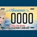 License Plate Honors Dolly Parton's Imagination Library