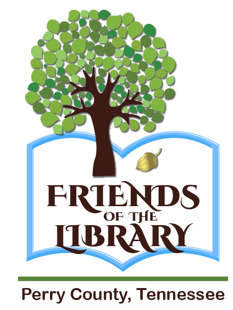 Perry County Friends of the Library logo