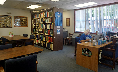 Historical Society Office