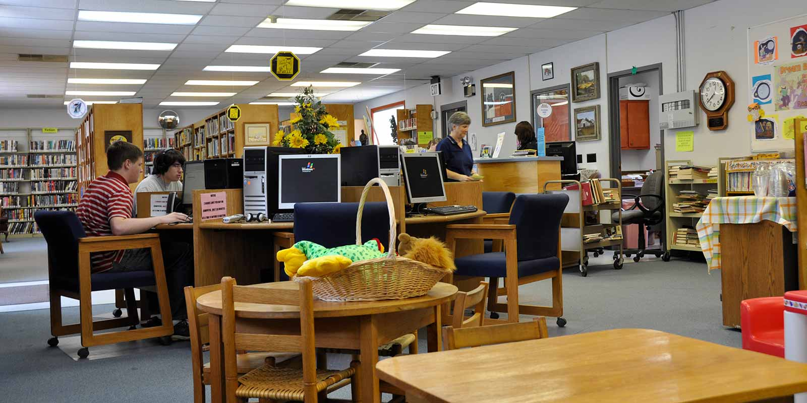 Perry County Public Library System supports community needs